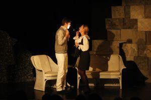 Theater Fanferlüsch, Der schwarze Abt, Henry Walczyk, Bettine Schulz