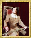 Das Bildnis des Sir Simon de Canterville.